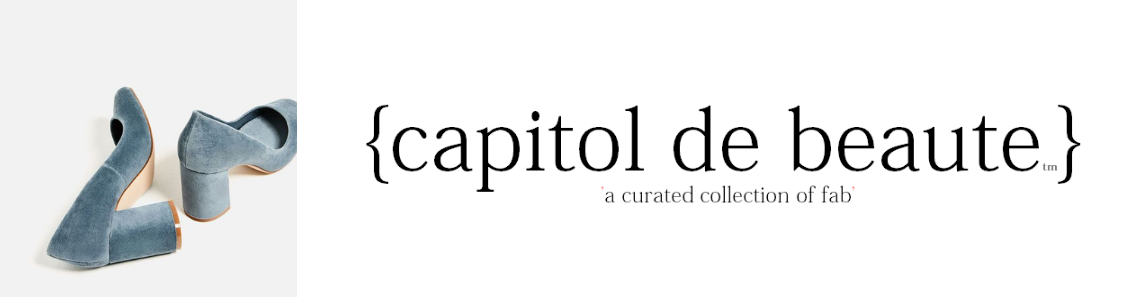 Capitol de Beaute 'A Curated Collection of Fab.'© Blog