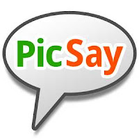 Aplikasi edit foto picsay