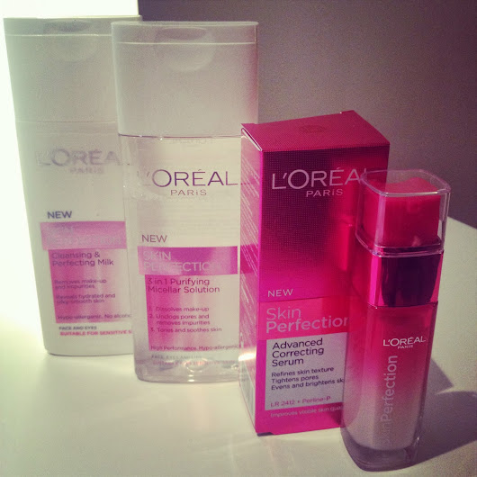 Loreal Skin Perfection Range