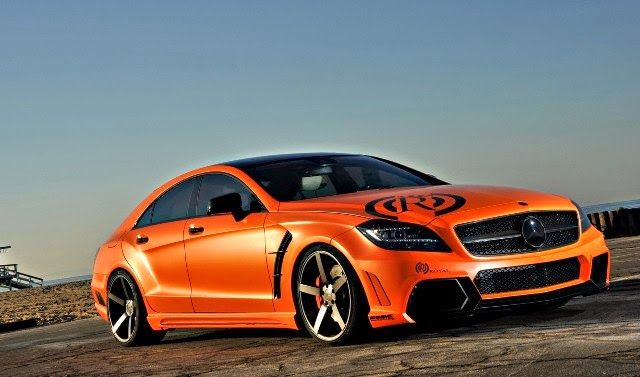 Mobil Mercedes Benz sport