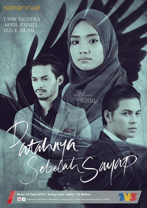 Drama Patahnya Sebelah Sayap (TV3)