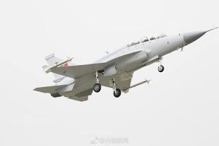 Pesawat Tempur JF-17B/FC-1B Kursi Ganda