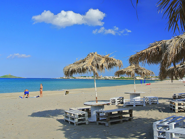 plaża, piasek, Sycylia, Isola Delle Femmine
