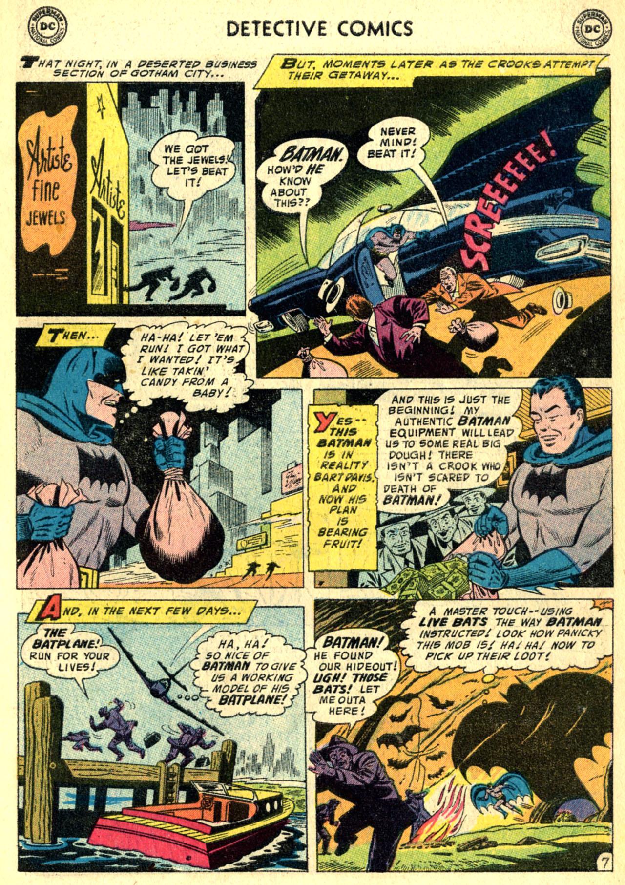 Detective Comics (1937) 232 Page 8
