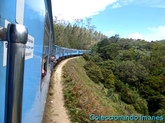 Tren Nuwara Eliya a Ella