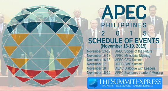 The Philippines is now on its highest alert to ensure the safety and security of everyone for APEC 2015