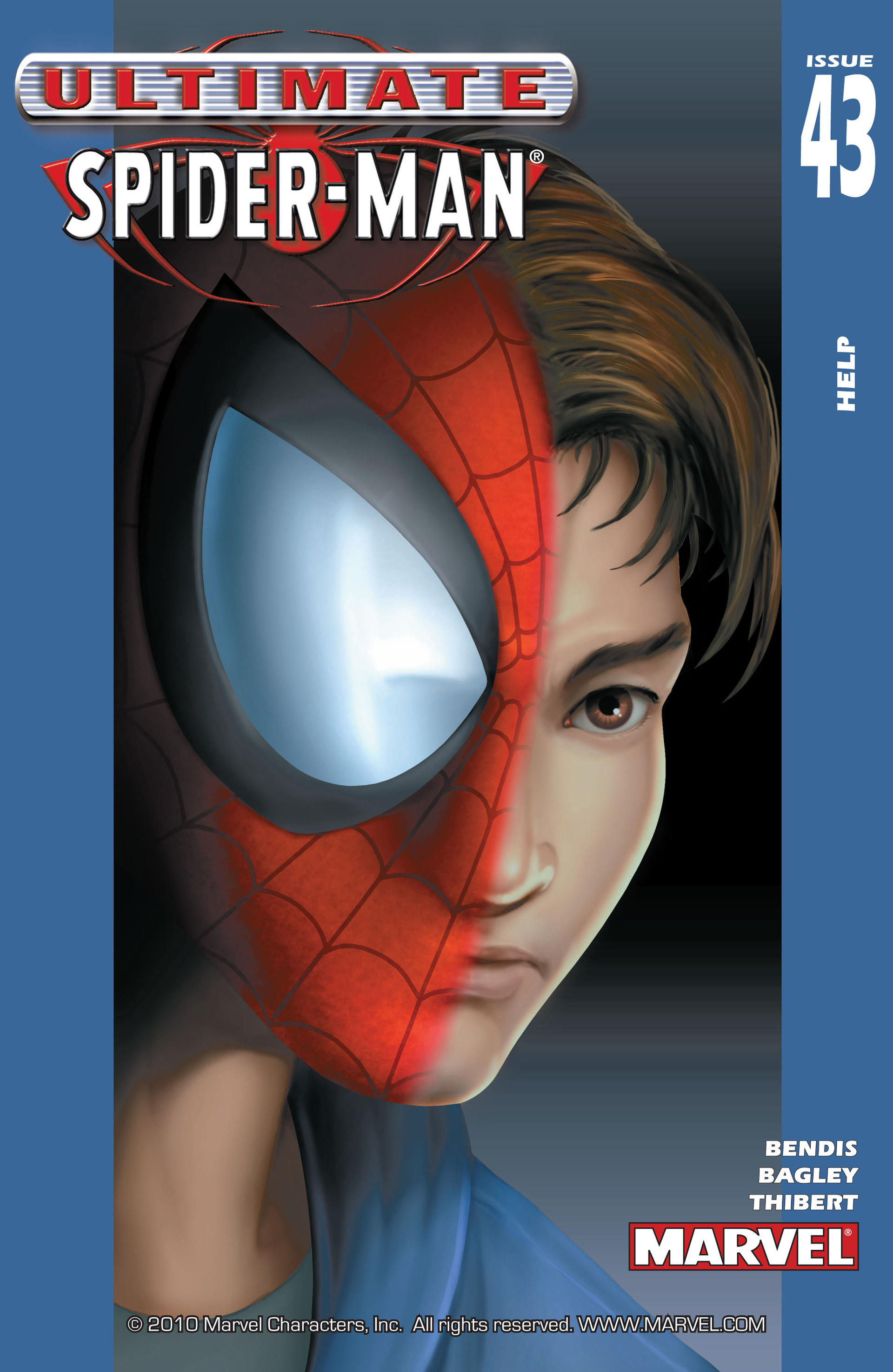 Read online Ultimate Spider-Man (2000) comic -  Issue #43 - 1