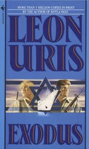 Về miền đất hứa - Leon Uris