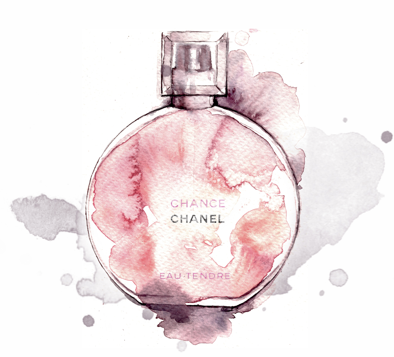 Chanel No 5 Perfume Label