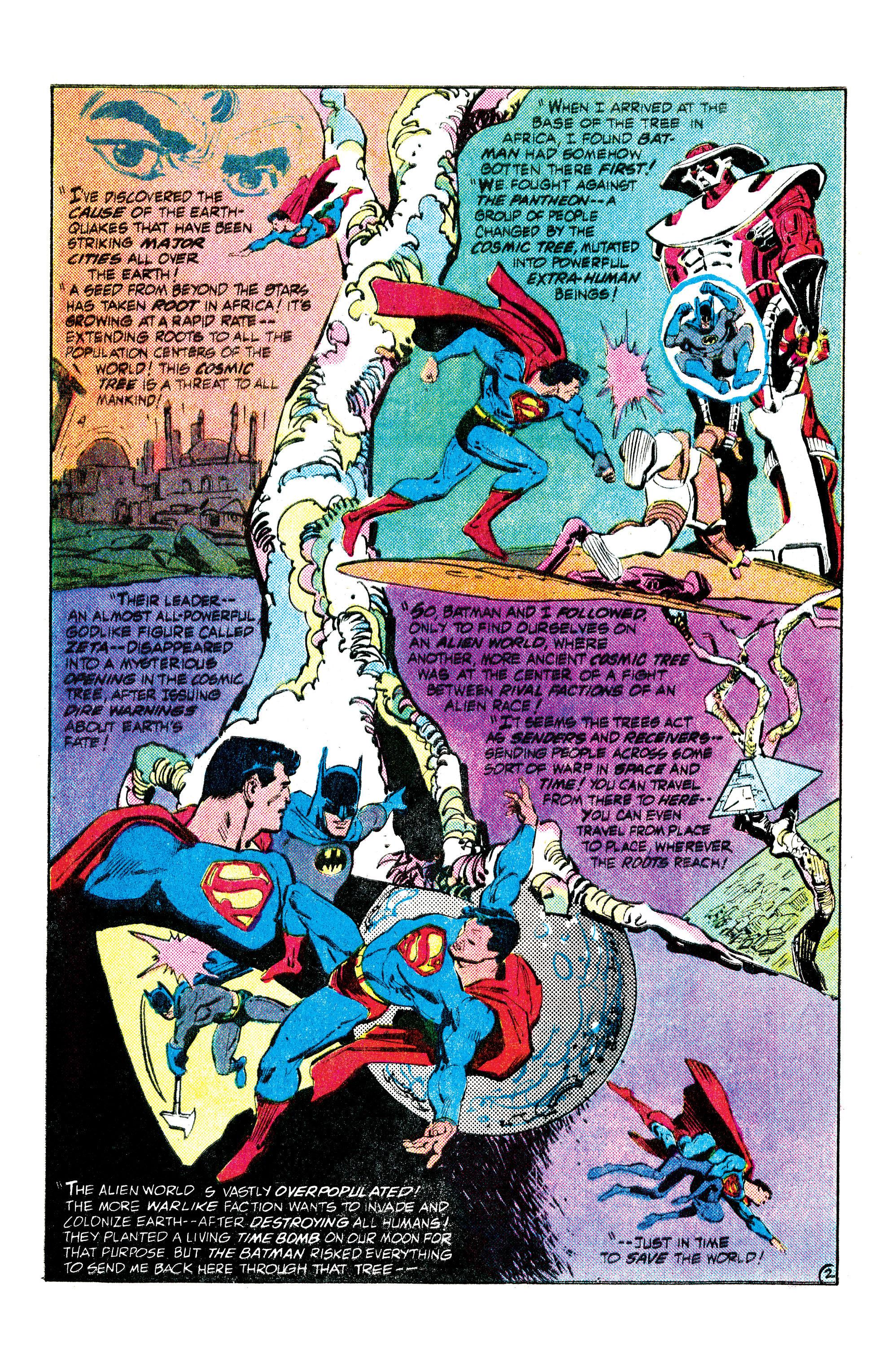 Read online World's Finest Comics comic -  Issue #300 - 3