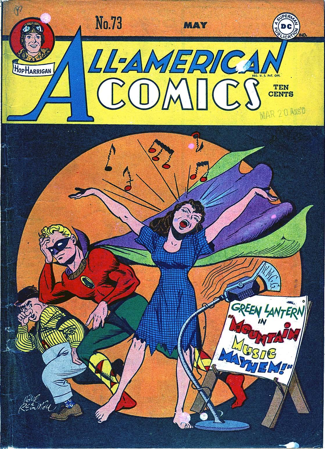 All-American Comics (1939) 73 Page 1