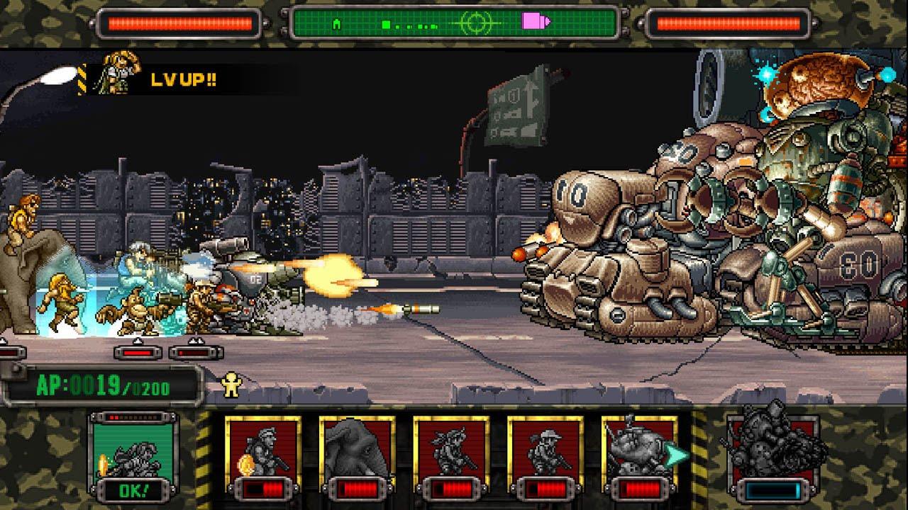 Metal Slug Attack Mod APK - SATYANDROID | Download Game & Software Full Version Gratis