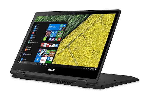 Acer Spin 5 (SP513-51-55ZR) Display Mode