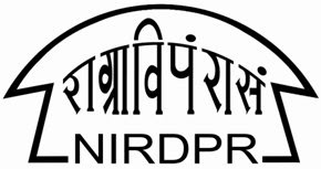 National Institute of Rural Development & Panchayati Raj, NIRD&PR, freejobalert, Sarkari Naukri, NIRD&PR Admit Card, Admit Card, nirdpr logo
