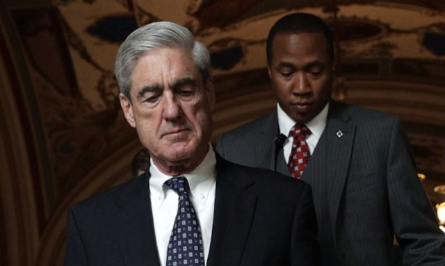 MUELLER AGREES TO 'TENTATIVE' DATE TO TESTIFY BEFORE HOUSE JUDICIARY, DEMOCRAT SAYS