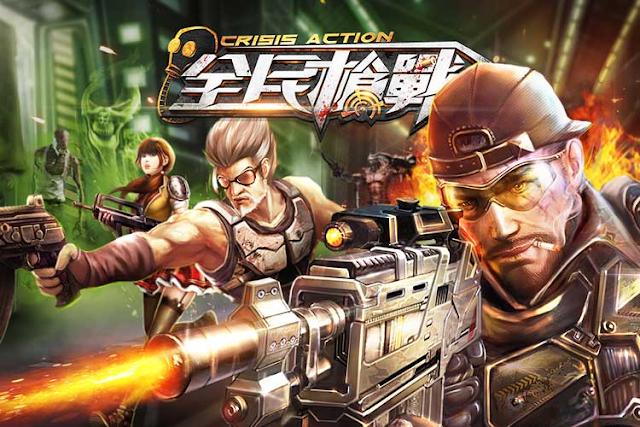 槍戰遊戲 App