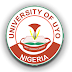 UNIUYO Postgraduate Acceptance Fee – Amount and Payment Procedure | See Here