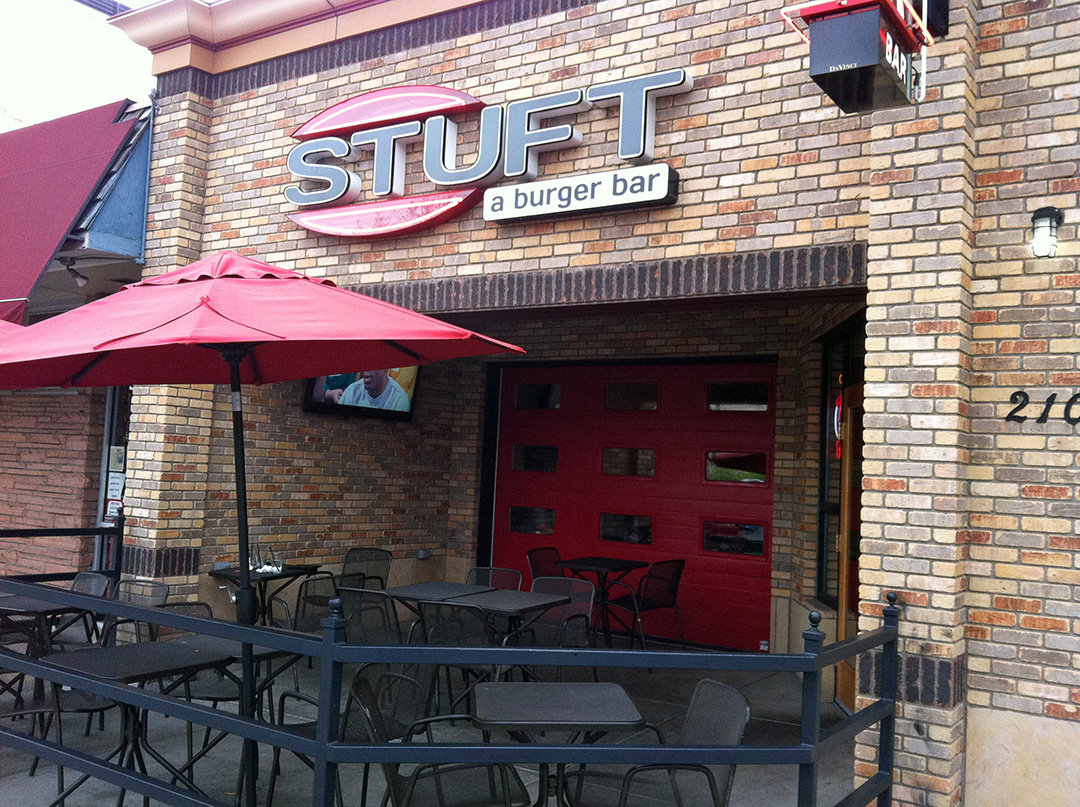 Bar Comber Stuft Burger Bar Fort Collins