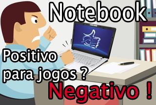 notebook positivo para jogos