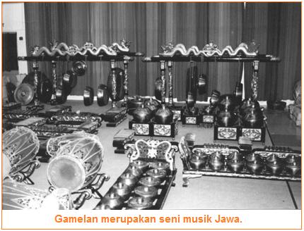 Seni musik jawa - Gamelan