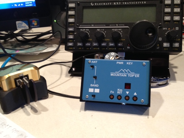 Two Additions: MTR and Begali Adventure Key • AmateurRadio com