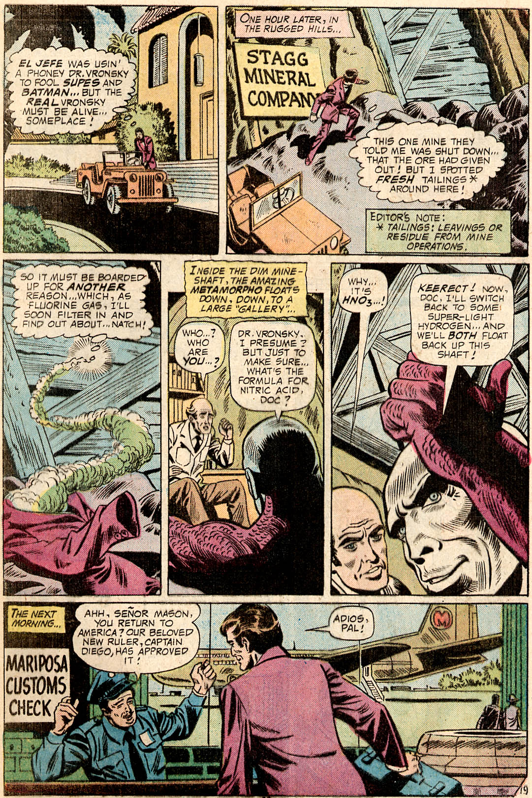Read online World's Finest Comics comic -  Issue #226 - 21