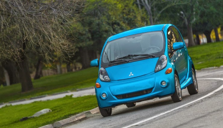 Nissan Mitsubishi To Launch Low Cost Electric Car By 2016