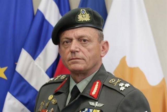 """Στρατηγός Λεοντάρης: «Έτοιμοι να κάνουν τα όπλα να """"κελαηδήσουν"""" οι Έλληνες στρατιώτες» (ΗΧΗΤΙΚΟ)"""