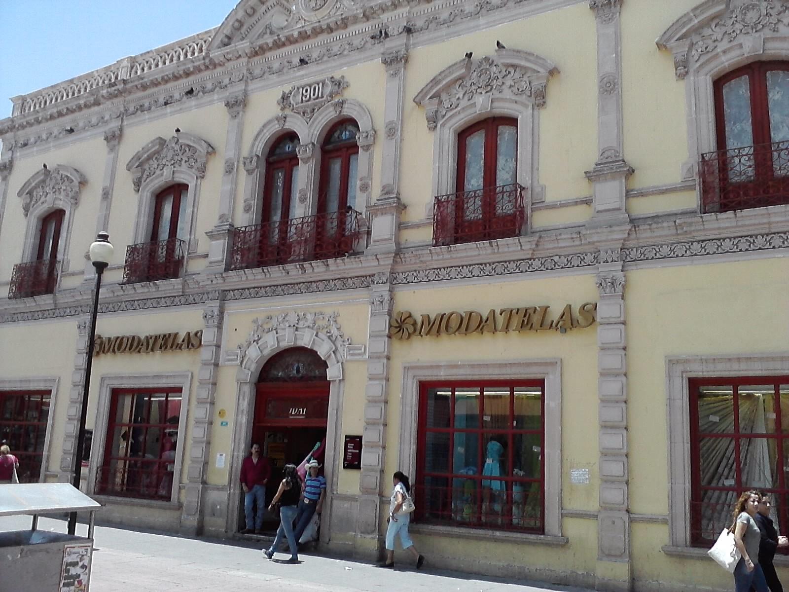 Bitacoraoscar el viejo centro de la ciudad de chihuahua belleza vida y memoria - La muebleria ...