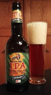 American Style IPA fra Ørbæk Bryggeri