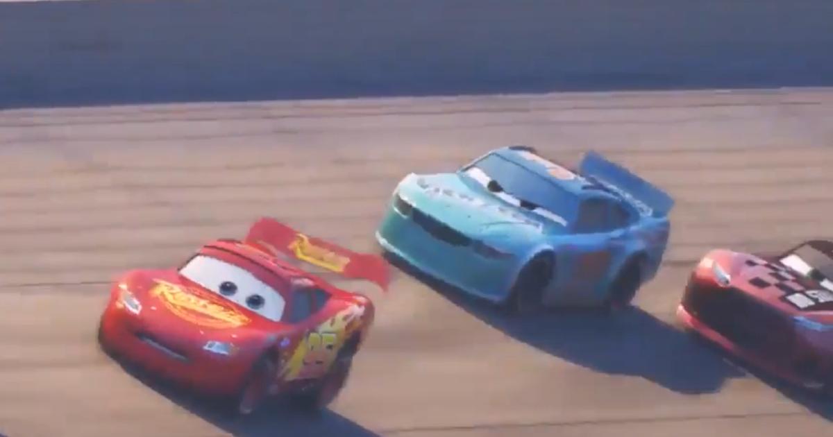 Dan The Pixar Fan Cars 3 Buck Bearingly View Zeen