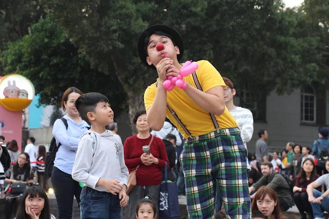 MR.YES 小丑劇團
