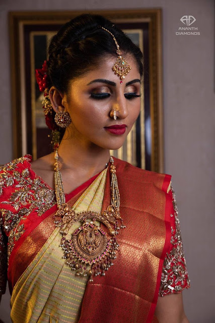 Temple Jewellery by Ananth Diamonds