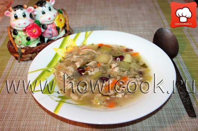 рецепт вкусного супа с кабачками