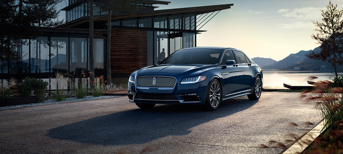 the definitive 2017 lincoln continental pricing ordering guide carscoops. Black Bedroom Furniture Sets. Home Design Ideas