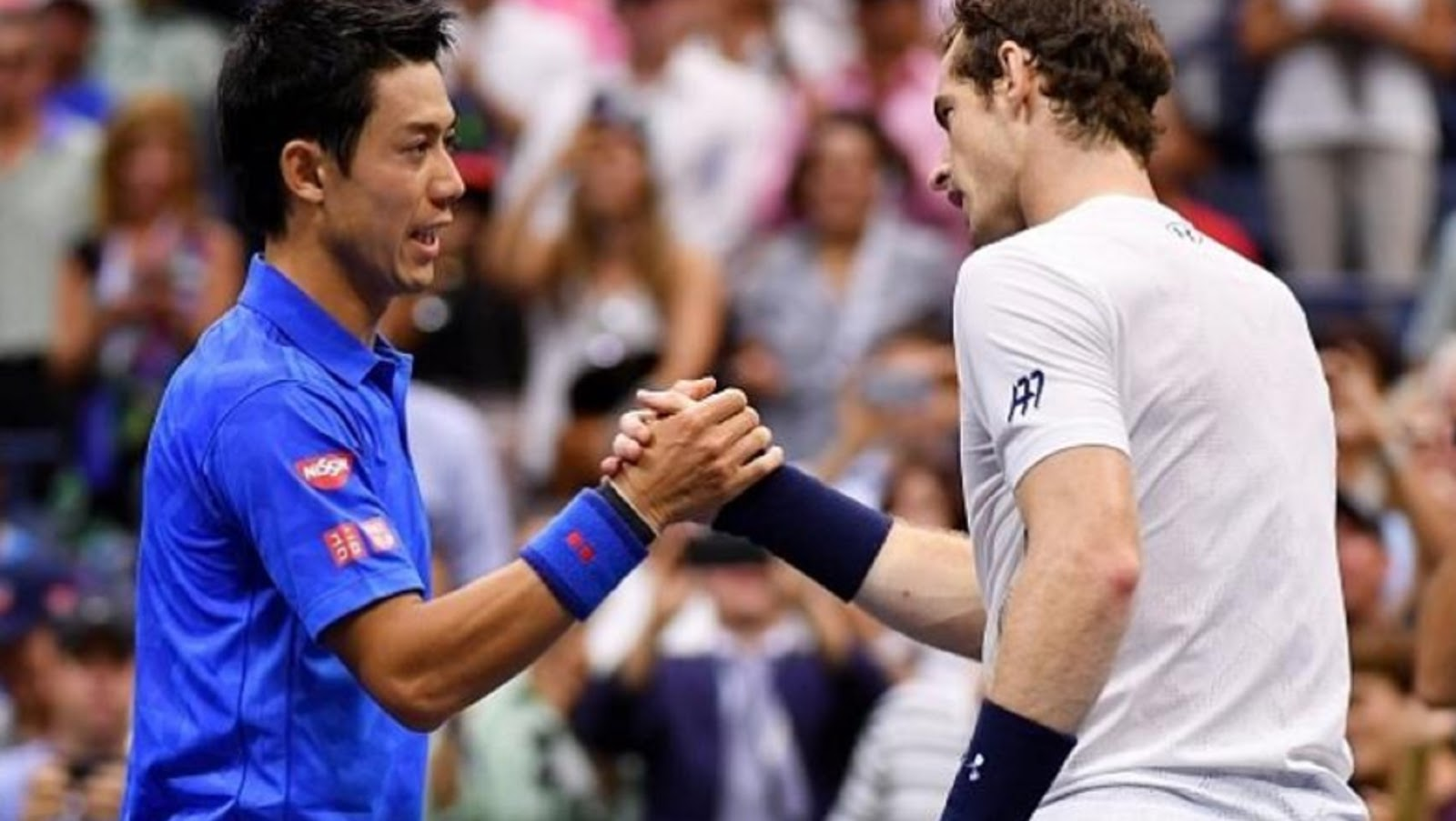 ANDY MURRAY VS. KEI NISHIKORI