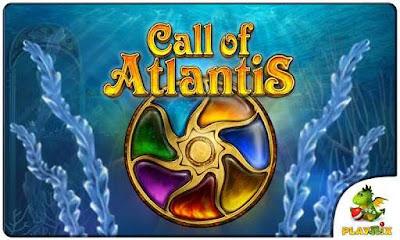 """Call of Atlantis para Android um jogo de puzzle excelente """"Review"""" 2"""