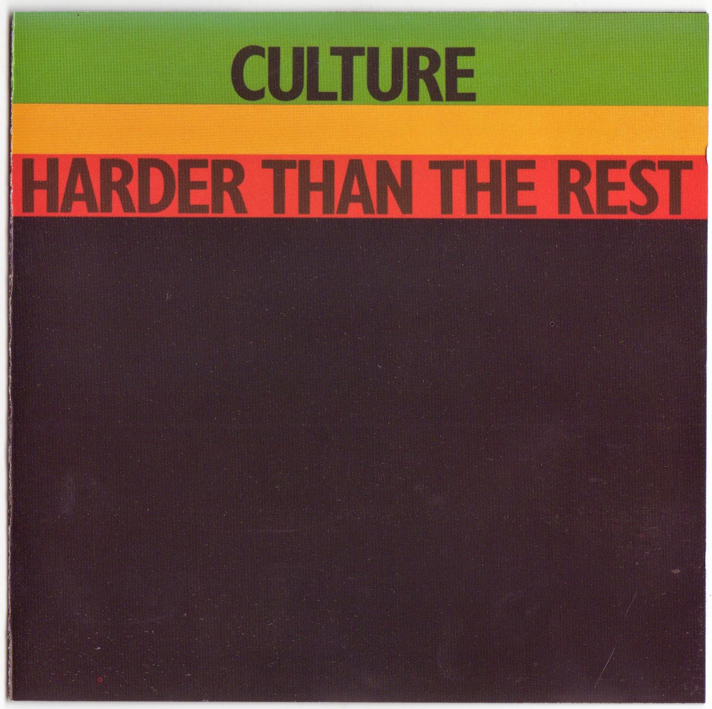 ROOTSBLOGSPOT COM: Culture - Harder Than The Rest [1978]