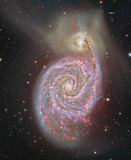 Em Nossa Senhora há belezas e perfeições maiores do que todas as contidas nas galáxias ou nos conjuntos estelares mais maravilhosos.