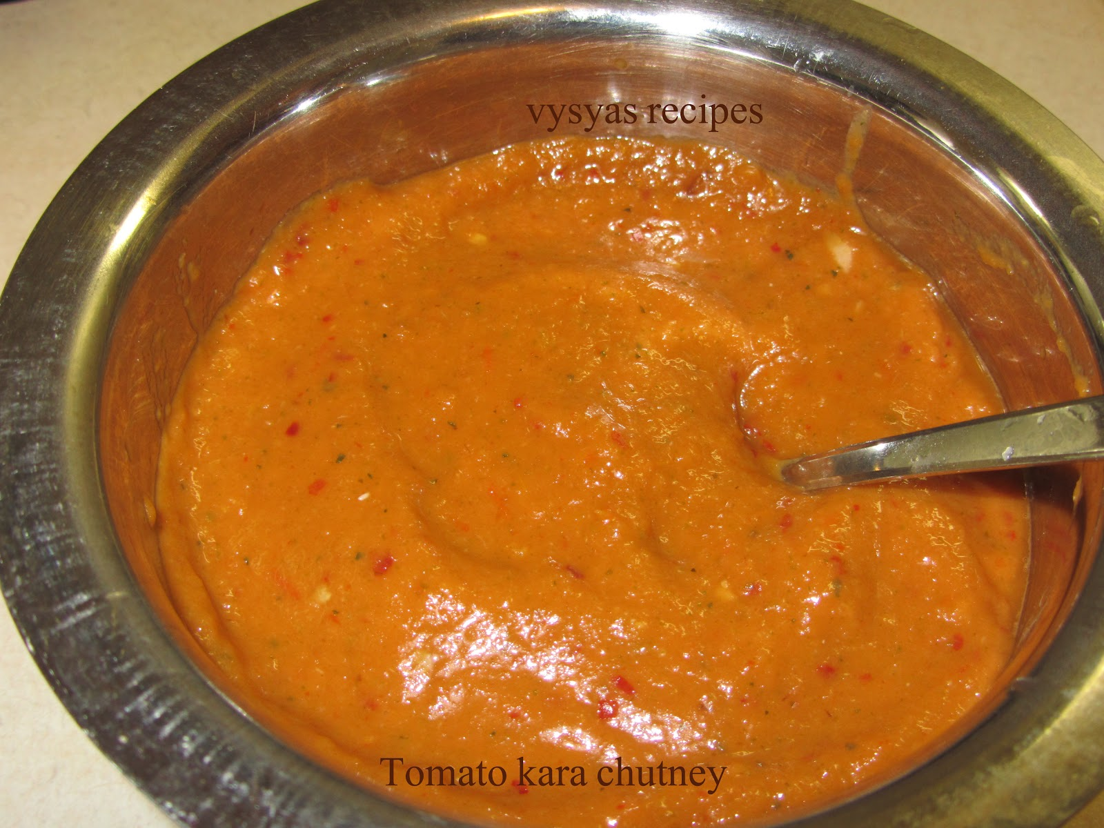 sweet tomato pachadi