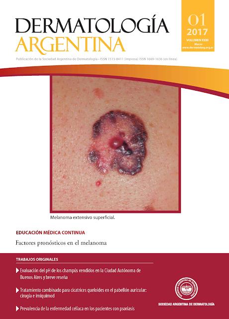 Revista de la Sociedad Argentina de Dermatología