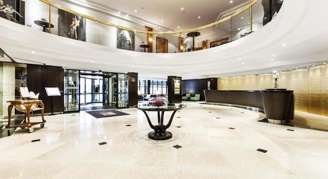 hall dell'elite park avenue hotel di göteborg