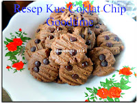 Resep Kue Coklat Chip Goodtime ( Chocolate Chip Cookies )
