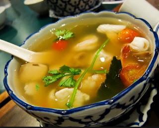 Resep Dan Cara Membuat Sop Seafood Enak Dan Praktis