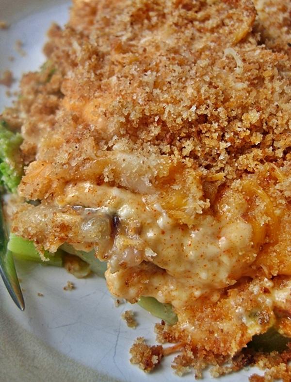 Chicken And Broccoli Casserole With Mayo