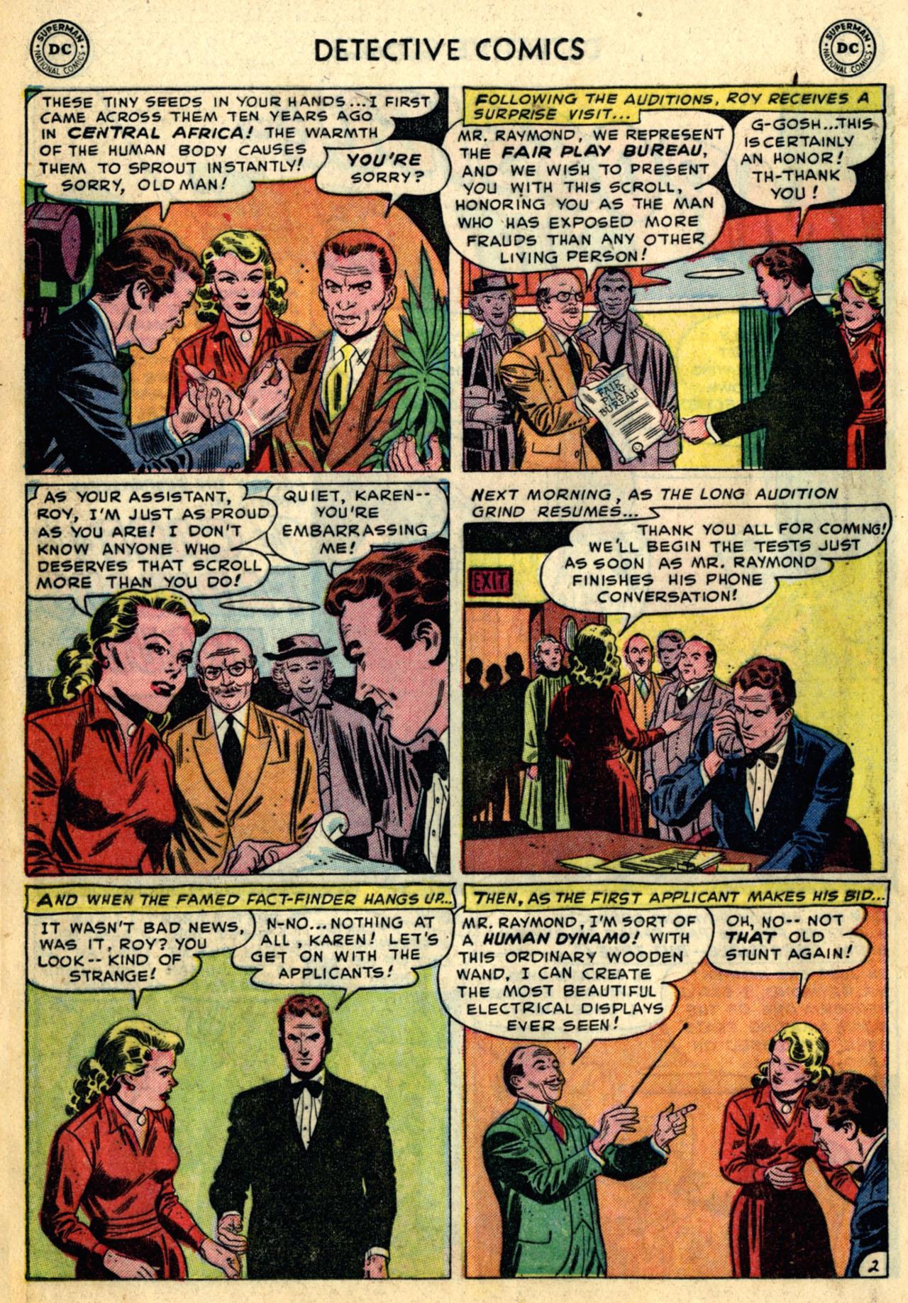 Detective Comics (1937) 192 Page 17