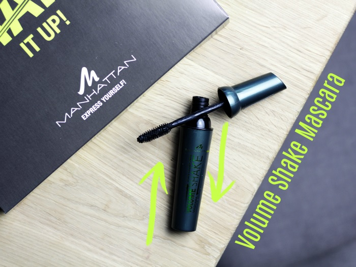 Manhattan Volume Shake Mascara