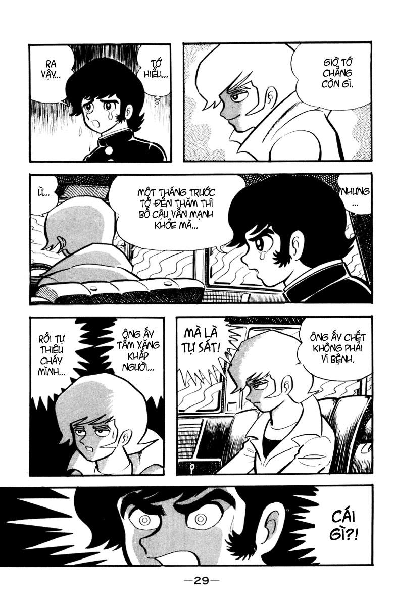 DevilMan chapter 1.2 trang 23