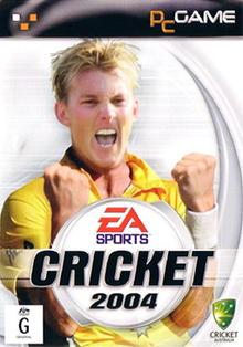 EA Sports Cricket 2004 Game Setup Free Download