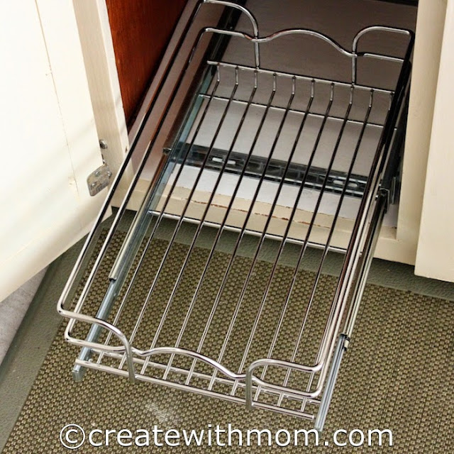 rev-a-shelf pull out basket